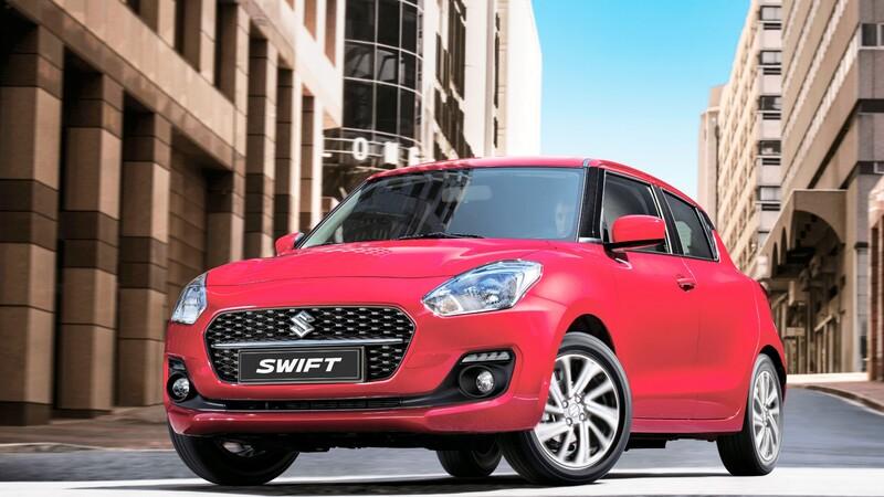 Llega a Colombia el Suzuki Swift Híbrido