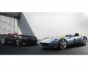 Ferrari Monza SP1 y SP2, una combinación perfecta entre el pasado y el presente