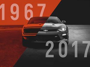 Chevrolet Camaro cumple 50 años