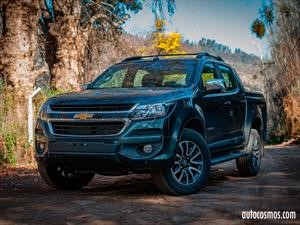 Probando la Chevrolet Colorado 2019