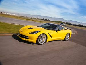 Chevrolet Corvette Stingray en pista