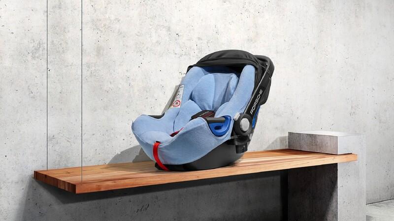 Esta es la nueva generación de sillas infantiles de Porsche