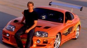 Paul Walker y el icónico Toyota Supra naranja podrían regresar en Fast & Furious 9