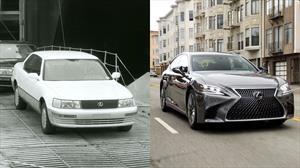 Lexus celebra 30 años