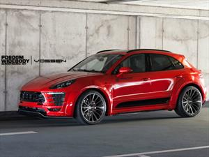 Porsche Macan por Prior Design, un SUV más deportivo