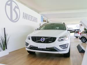 Volvo XC60  edición 15 Aniversario llega a México desde $689,800 pesos