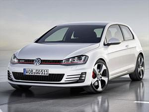 Volkswagen Golf GTi concept en el Salón de París