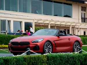 BMW Z4 2019 debuta en Pebble Beach 2018