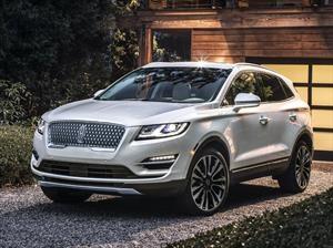 Lincoln MKC 2019 tiene un nuevo y vanguardista look