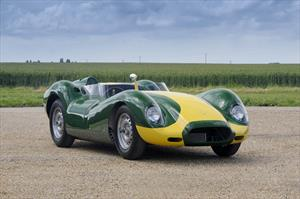 Lister Jaguar Knobbly Stirling Moss Edition, historia exclusiva