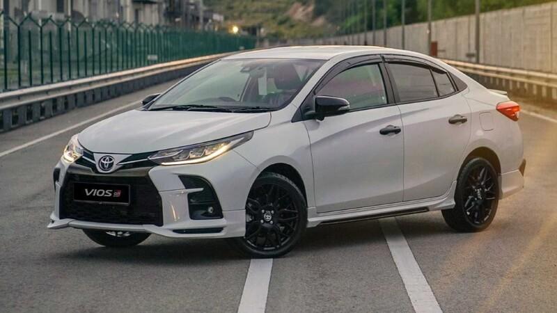 Toyota Yaris GR Sport la versión que podría llegar a Argentina