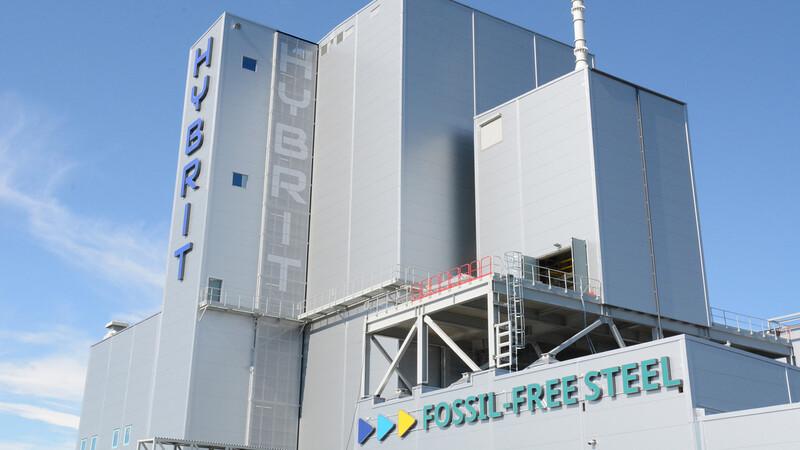 Volvo usará acero ecológico en la fabricación de sus autos