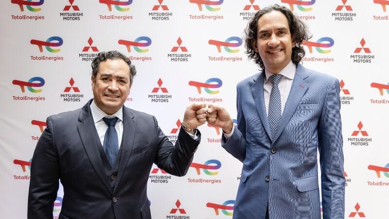 TotalEnergies es nuevo proveedor de lubricantes de Mitsubishi en Colombia