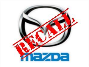 Mazda llama a revisión a 580 vehículos