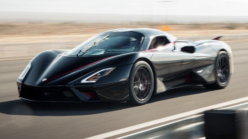 SSC Tuatara rompe el récord del auto de producción más rápido del mundo