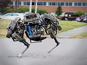 Widcat, un robot cuadrúpedo que puede ganarle a Usain Bolt