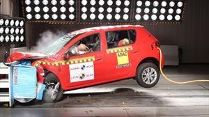 Seguridad en Renault Sandero, Logan, Stepway es diferente para Colombia y el Mercosur