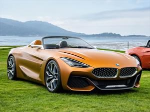 BMW Concept Z4 se muestra en Pebble Beach