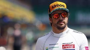Fernando Alonso dice que es el mejor piloto del mundo