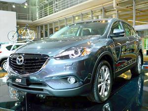 Nuevo Mazda CX-9 llega a Chile