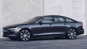 Volvo S90 y V90 2021, ahora de serie con tecnología mild hybrid