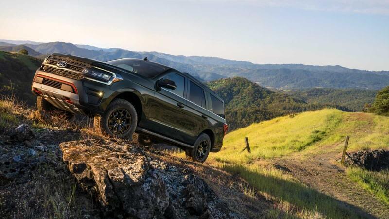 Ford Expedition 2022 estrena versiones off-road y deportiva