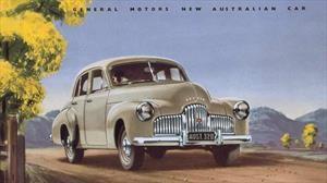 Los orígenes de Holden, la marca australiana que dice adiós