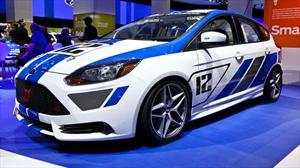 Ford Focus ST-R se presenta en el Salón de Frankfurt 2011
