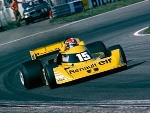 Renault celebrará 40 años en la Fórmula Uno con exhibición de clásicos en Mónaco