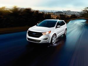 Ford Edge 2017 se presenta