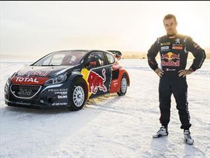 Rallycross: Loeb correrá con Peugeot