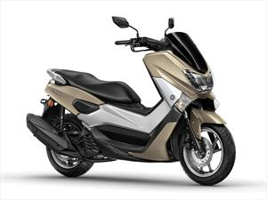 Yamaha NMax 2016 llega a México en $46,990 pesos