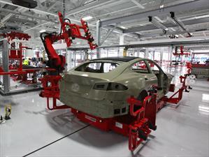 Tesla ampliará al doble la planta de Fremont
