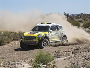 MINI, el equipo invencible  del Rally Dakar 2014