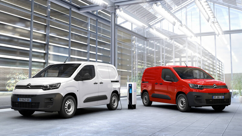 Citroën ë-Berlingo: el ícono sigue electrificado