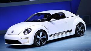 Volkswagen E-Bugster: Beetle 2 plazas eléctrico