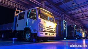 Chevrolet renueva su linea N de camiones, en conjunto con Isuzu