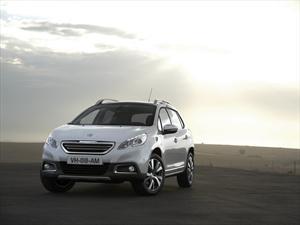 Peugeot 2008 2014, el nuevo crossover de la firma francesa