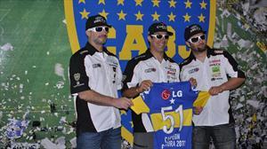 Boca Juniors, al Dakar