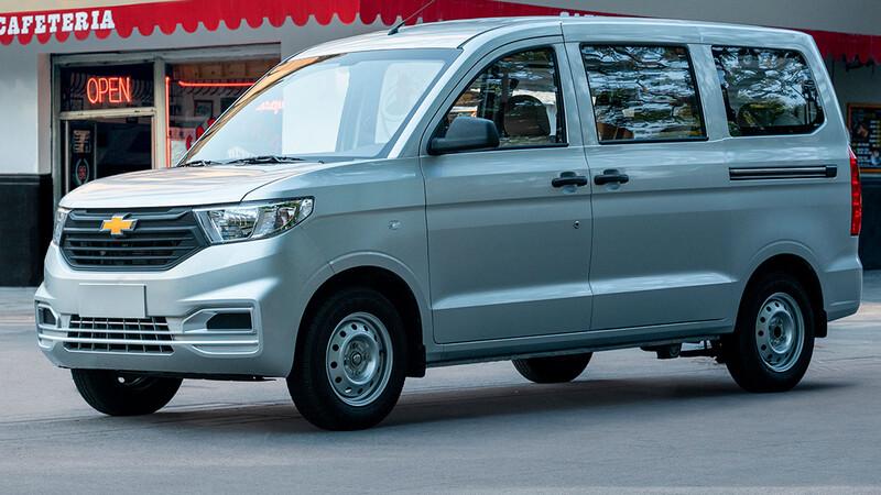 Chevrolet N400, la camioneta más barata y pequeña de GM