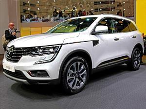 Renault Koleos 2017: Nace la nueva generación