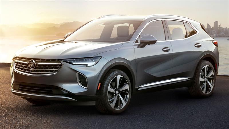 Buick Envision 2021, la SUV chino-estadounidense recibe una dramática evolución