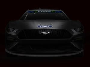 Ford Mustang llega por primera vez al NASCAR Series