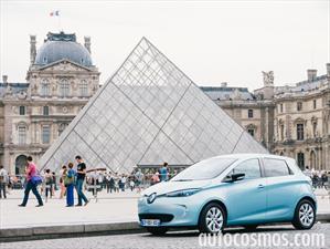 Descubre como es tener un 100% eléctrico en Europa, probamos el Renault ZOE
