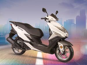 Nuevo scooter: Corven Expert 150