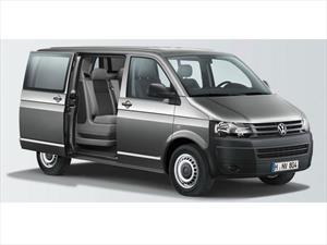 Volkswagen Transporter Kombi Doka Plus 2015 se presenta