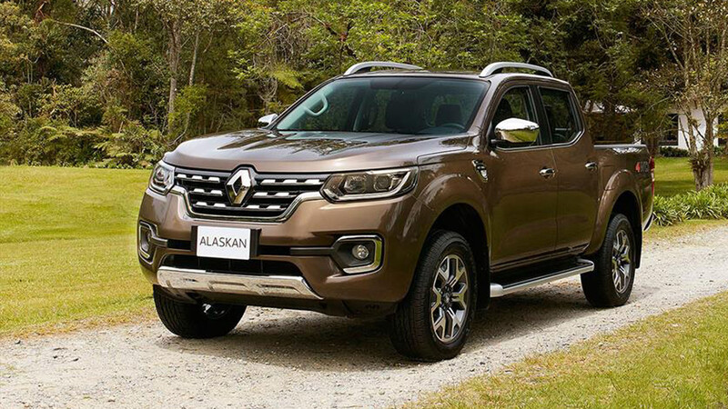 Renault Alaskan lanza su preventa en Argentina