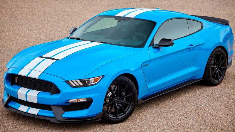 Ford confirma que dejará de producir los Shelby GT350 y GT350R