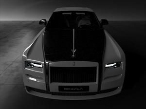 Rolls-Royce Carbon Fibre Program, personalización con fibra de carbono