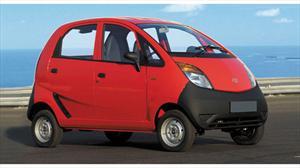 Gran llamado a revisión del Tata Nano en India